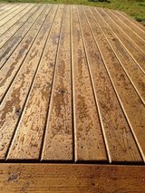 Fence and Deck Staining in Coldspring, Texas