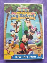 Mickey's Big Splash DVD in Kingwood, Texas