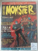 Magazine: Chilling Monster Tales #1 in Byron, Georgia