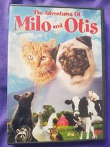 Milo and Otis DVD in Kingwood, Texas