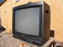 "Sony 19"" Trinitron CRT TV in Alamogordo, New Mexico"