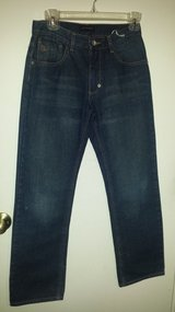 Like new!  Boys Sean John Jeans Sz 12 in Glendale Heights, Illinois