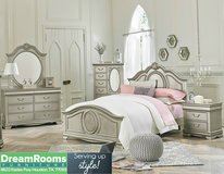 Serving Up Style - Dream Rooms Furniture! in Bellaire, Texas