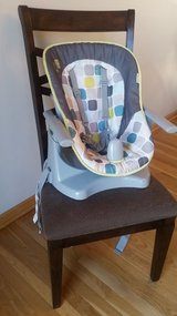 Ingenuity space saver highchair/ booster in Bartlett, Illinois