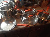 Rachael Ray pots and pans in Fort Leonard Wood, Missouri