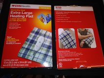 2 Extra Large Heating Pads in The Woodlands, Texas