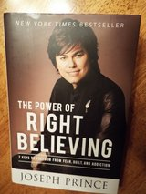 The Power of Right Believing (Brand New!!) in Camp Lejeune, North Carolina