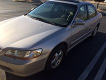 98 Honda Accord Ex in Yucca Valley, California