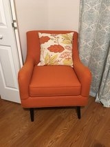 Beautiful accent chair/ pllow in Cherry Point, North Carolina