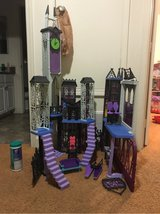 Monster High School House in Vista, California
