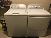 GE Washer and dryer in Beaufort, South Carolina