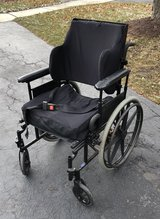 "Invacare style-""EXTRA"" wheelchair in Bolingbrook, Illinois"