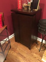 Bar cabinet in Naperville, Illinois