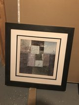 28 x 28 black frame in Yorkville, Illinois