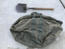 Military Entrenching Tool WWII era/1944 in Vacaville, California