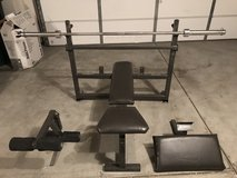 BodySmith Olympic Weight Set price reduced in Chicago, Illinois