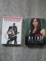 Terminator TV Series 1st season / Alias TV Series 5th season in Fort Carson, Colorado