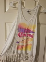 Juniors Corona tank in Kingwood, Texas