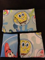 Spongebob Twin Sheet Set in Camp Lejeune, North Carolina