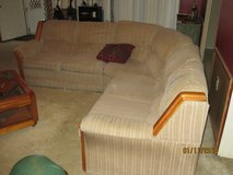 Sofa, Sectional, 3 piece in Fort Rucker, Alabama