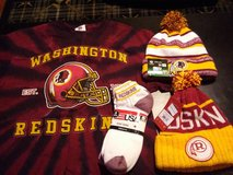 Redskins merchandise in Beaufort, South Carolina