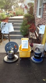 2 - PROFESSIONAL FLOOR STRIPPING & POLISHING BUFFER MACHINES. in Algonquin, Illinois
