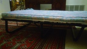 Foldaway guest bed cot move out sale name your price in Vacaville, California