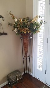 From Turkey: High Quality Flower Arrangement with Wrought Iron Stand in Fort Campbell, Kentucky