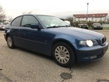 BMW 316ti 2002 ## FREE DELIVERY ## in Heidelberg, GE