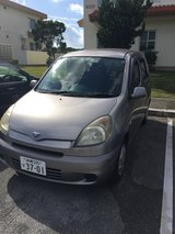 2001 Toyota Funcargo in Okinawa, Japan