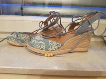 (NEW) Lace Up Wedge Espadrille Sandals in Ramstein, Germany