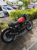 CAFE RACER KAWASAKI TR250 in Okinawa, Japan