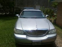 2007 Lincoln Town Car in The Woodlands, Texas