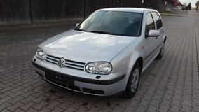 VW GOLF IV automatic with NEW Inspection guarantee and FREE Delivery in Grafenwoehr, GE
