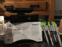 Xbox 360 with 8 games in Stuttgart, GE