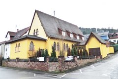 Former church for sale in Mölschbach, 30  minutes from Ramstein-Miesenbach !! in Ramstein, Germany