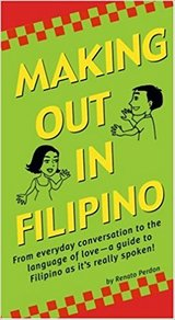 language book making out in filipino.... tagalog in Okinawa, Japan