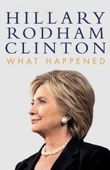 "Hillary Clinton Book ""What Happened"" in Lakenheath, UK"