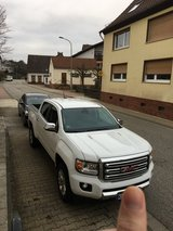 2016 GMC Canyon SLT 4x4 with Duramax Diesel in Ramstein, Germany