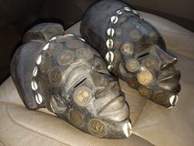 Authentic African Mask in Leesville, Louisiana