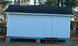 shed 12ft X 20ft X 12ft tall in Cochran, Georgia