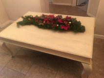 Large Solid Wood Coffee Table in Spring, Texas
