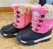 Carter's Toddler Girls Pink Snow Boots Size 7 in Oswego, Illinois
