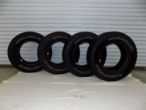 Good Year White Letter Wranger Tires 255/75/R17 SR-A in Sanford, North Carolina