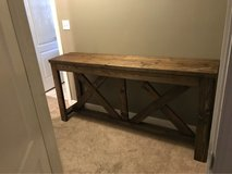 console table in Warner Robins, Georgia