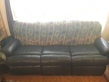 American steal couch set 2 in Bolling AFB, DC