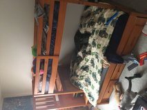 Bunk bed in Fort Belvoir, Virginia