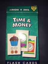 Time and $$$ Flashcards in Bolingbrook, Illinois