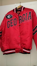 Georgia Bulldogs Letterman jacket in Warner Robins, Georgia