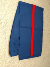 38L Dress Blue Trousers in Fort Carson, Colorado